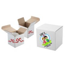 Печать на коробках 15х15х15 см