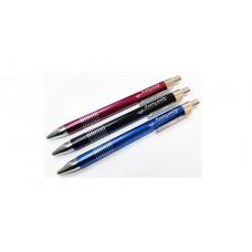 Печать на металлических ручках.