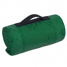 Плед для пикника, зеленый