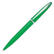 """Ручка пластиковая шариковая """"Corona"""", цвет зелёный металлик"""