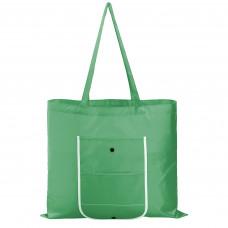 Складная сумка Unit Fol, зеленая