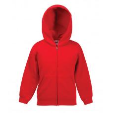 Kids Hooded  Jacket толстовка с капюшоном, цвет красный