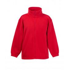 Kids Outdoor Fleece флисовая куртка, цвет красный