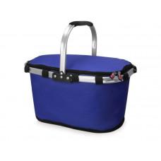 """Изотермическая сумка """"Люкс"""", синяя"""