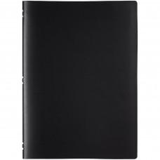 Папка-меню Satiness, черная