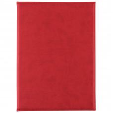 Папка адресная Brand, красная