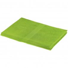 Полотенце Soft большое банное, зеленое яблоко