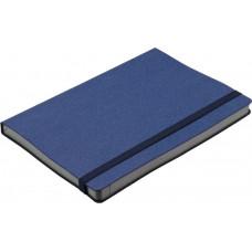 Ежедневники Rich А5, недатированные,  синий