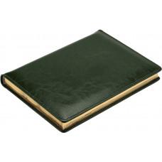 Ежедневник Malaga, датированный, А5, зеленый