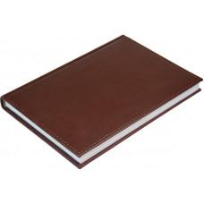 Ежедневник Nappa, датированный, А5, коричневый