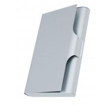 Футляр для визиток Big, серебро